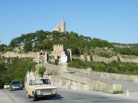 Veliko Tarnovo, บัลแกเรีย: Velıko Tarnovo, Bulgarıa