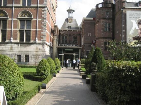 พิพิธภัณฑ์แห่งชาติ: one of the highlights Rijksmuseum