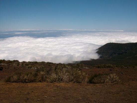 เทเนรีฟ, สเปน: mar de nuvols...