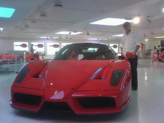 Museo Ferrari: Ferrari Enzo 2002