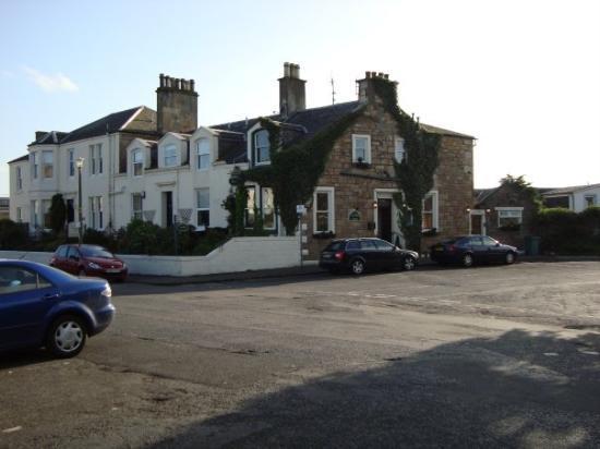 Corner Guest House: Dunlay Guest house i Ayr. Riktigt trevlig B&B.