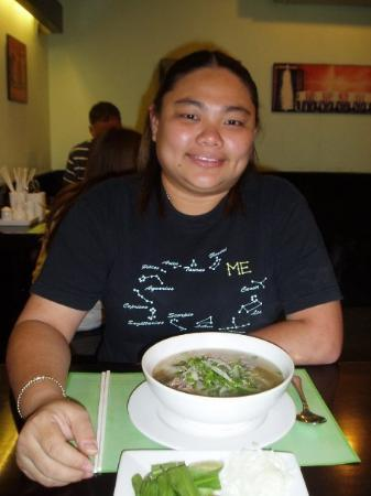 Pho 24: My first meal at Pho24 Ho Chi Minh... Delicious Beef Noodles Soup oh... Yummy!!!