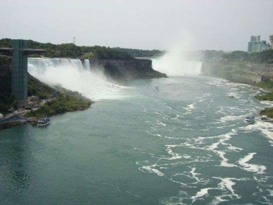 View Of Niagara Falls From Canada Side Picture Of Niagara Falls Ontario Tripadvisor