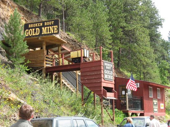 Broken Boot Gold Mine Deadwood Sd Top Tips Before You