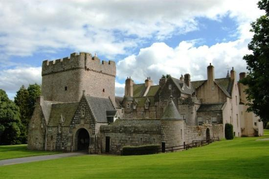 อะเบอร์ดีน, UK: Drum Castle - a short drive from where I am staying