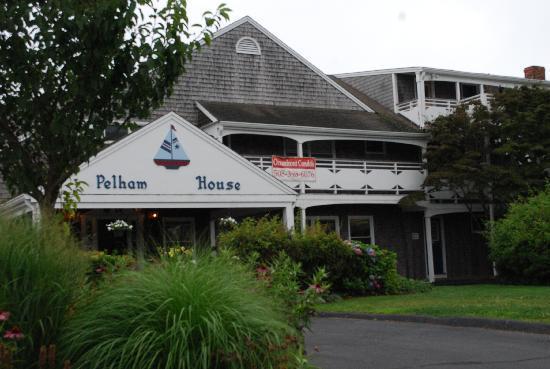 Pelham House: FROM THE OUTSIDE