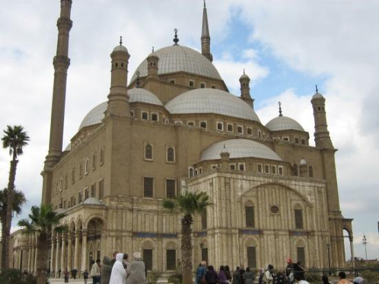 Citadel (Al-Qalaa): Masjed of Salah AL Din - Cairo