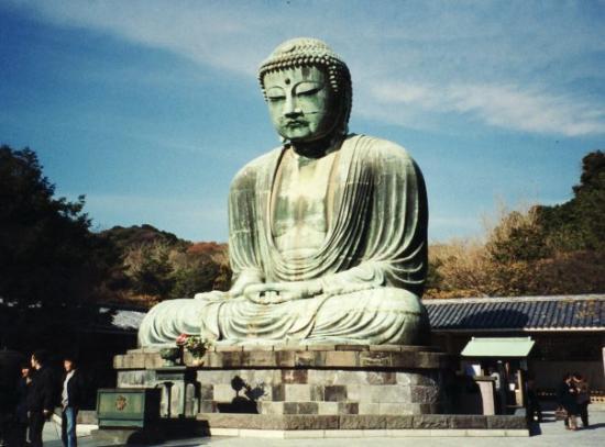 คามากุระ, ญี่ปุ่น: Kamakura, Japan The Great Buddha