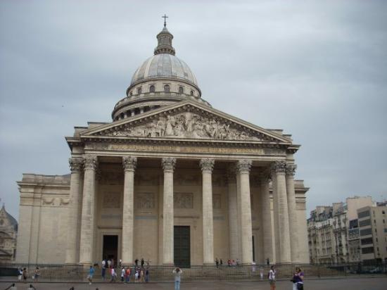 Panthéon: The Parthenon in Paris