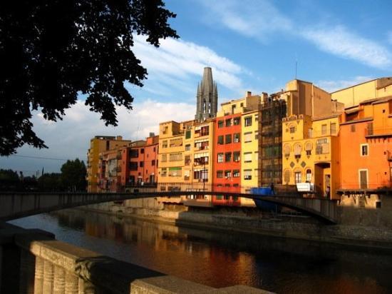 เจโรนา, สเปน: Riu Onyar
