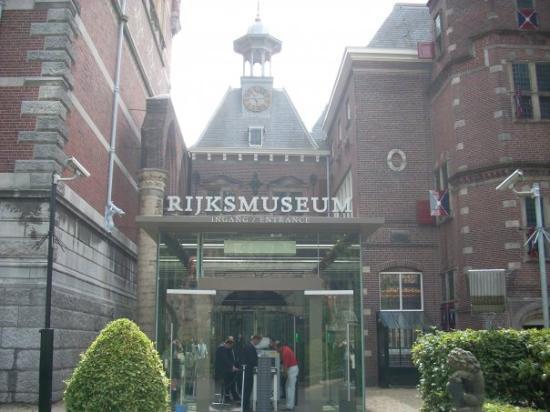 พิพิธภัณฑ์แห่งชาติ: Rijksmuseum, Amsterdam