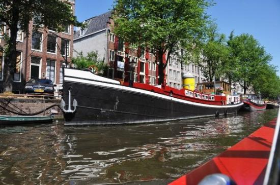 Hop On Hop Off: Amsterdam