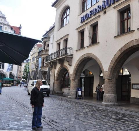 Hofbrauhaus Munchen: Hofbrauhaus, Munich