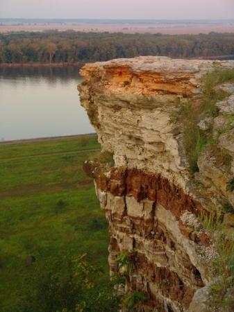 Lovers Leap, Hannibal MO, you know the story...same as ...