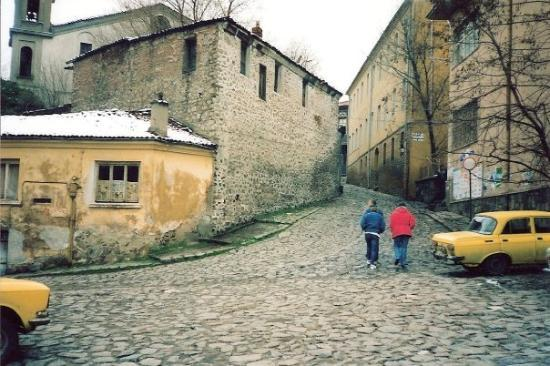 พลอฟดิฟ, บัลแกเรีย: Plovdiv, Bulgarije Maart 1998