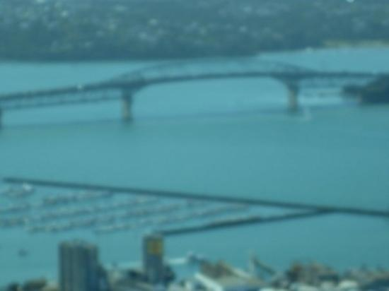 Auckland Harbour Bridge ภาพถ่าย