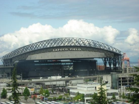 Safeco Field - the home of the Seattle Mariners