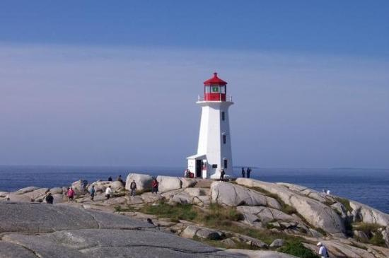 Peggy's Cove, Nova Scotia  Sep 05