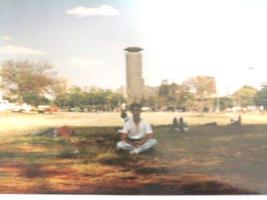 Kenyatta International Conference Center: Kenyatta International Convention Center (the tallest building at the time), Nairobi, Kenya