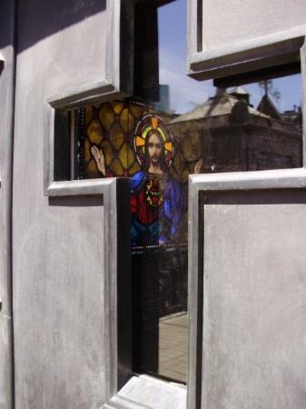 สุสานเรโคเลตา: Cementerio de la Recoleta