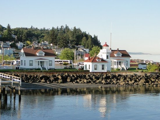 Mukilteo, Etat de Washington : Mukiteo Light House