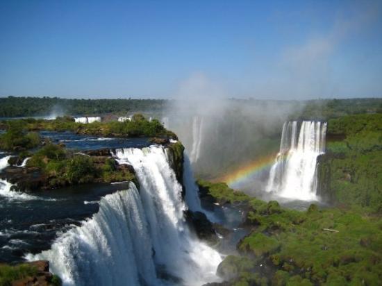 Cataratas del Iguazú: Iguazu Falls