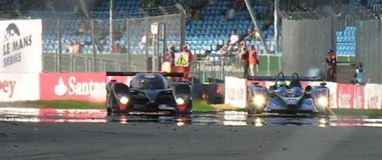 Le Mans at Silverstone 2008