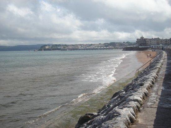Торки, UK: La playa de Torquay