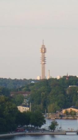Kaknas Television Tower: La KaknaStornet (torre delle telecomunicazioni)