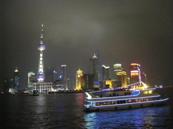 หาดเจ้าพ่อเซี่ยงไฮ้: Shanghai Bund