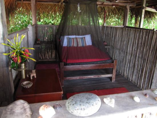 Isla Paridita : Rooms are basic but well thought out and comfortable