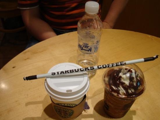 Starbucks Coffee Shop Foto