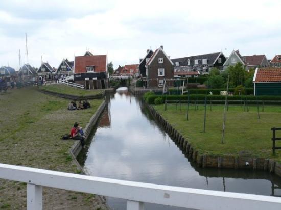 UN canale a Marken.