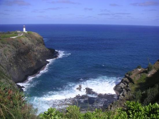 Dec 25, 2005: Kilauea Lighthouse, Kauai