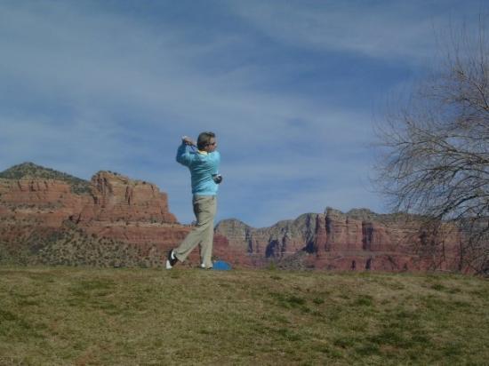 Sedona Golf Resort: Sedona  - Closest Course to Grand Canyon