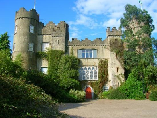 Malahide Castle Photo