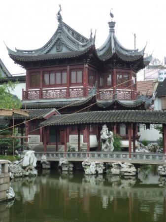 Shanghai cina tempio del budda di giada picture of shanghai shanghai region tripadvisor - Giardino del mandarino yu ...