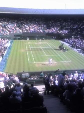 Wimbledon Lawn Tennis Museum: Mens' Singles