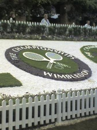 Wimbledon Lawn Tennis Museum: Murray Mount
