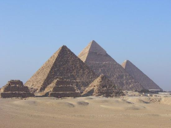 makes a great wallpaper on pc - Picture of Great Pyramid ...