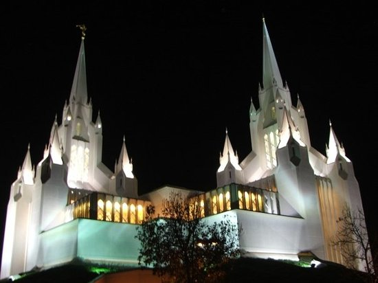 San Diego Mormon Temple: San Diego Temple