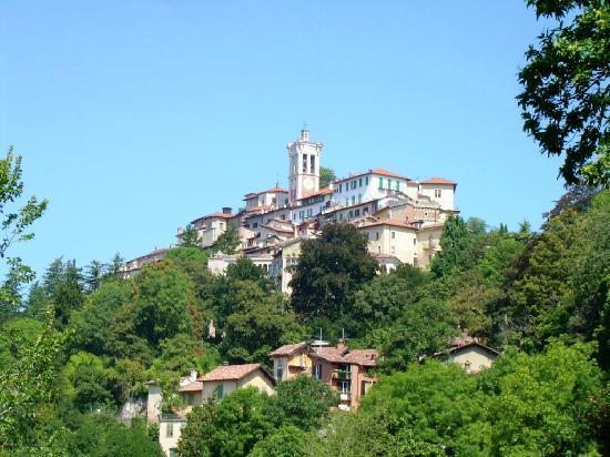 Palace Grand Hotel: Sacremonte di Varese