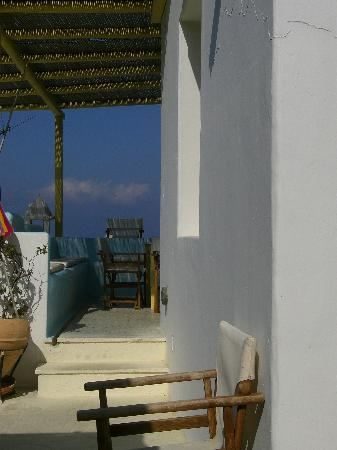Omiros Hotel: Omiros scene
