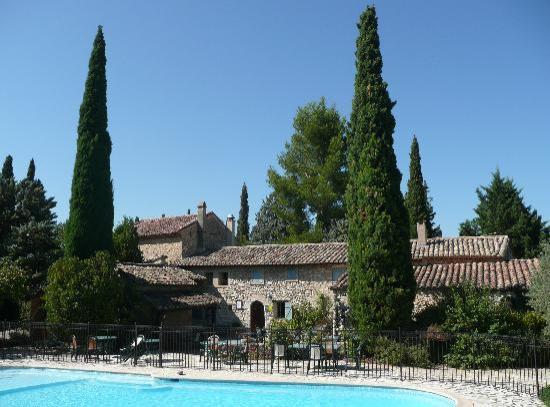 Pernes-les-Fontaines, Francia: Mas de la Bonoty