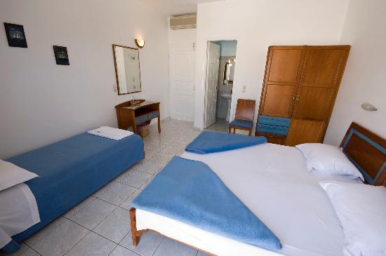 Lofos Village Hotel: our room