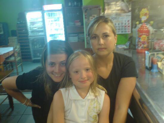 Bar Restaurante Antonio : Familienfreundlich