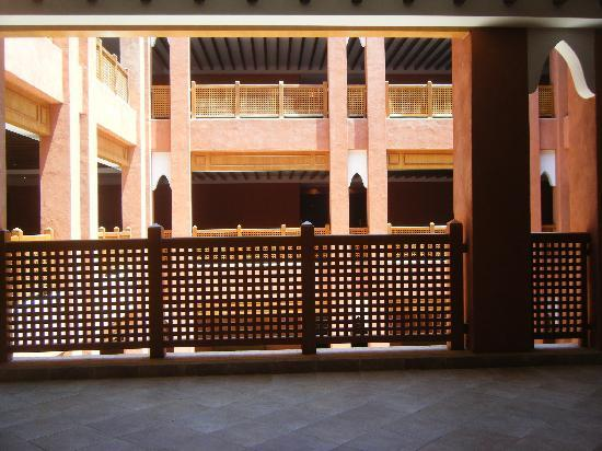 SENTIDO Kenzi Menara Palace: Couloir