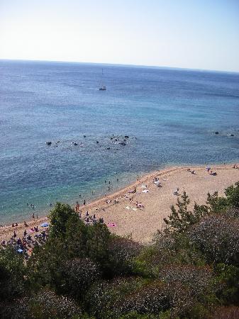 Palmasera Village Resort : La spiaggia