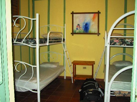 Rancho Baiguate: Chambre n°9 (à priori pas de vrai chambre individuelle