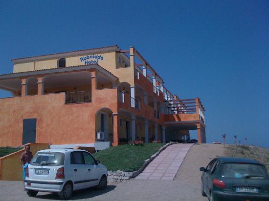 Valledoria, Ιταλία: Hotel Abbaidda
